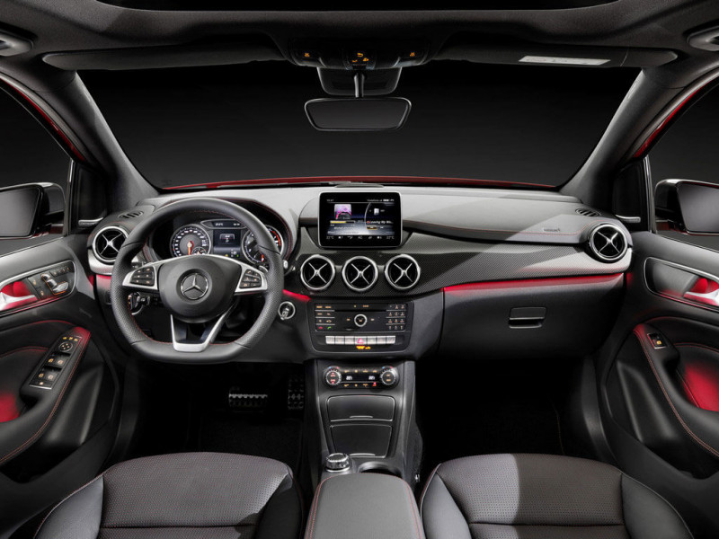 Mercedes Benz B Class B180 Sport Price Specifications