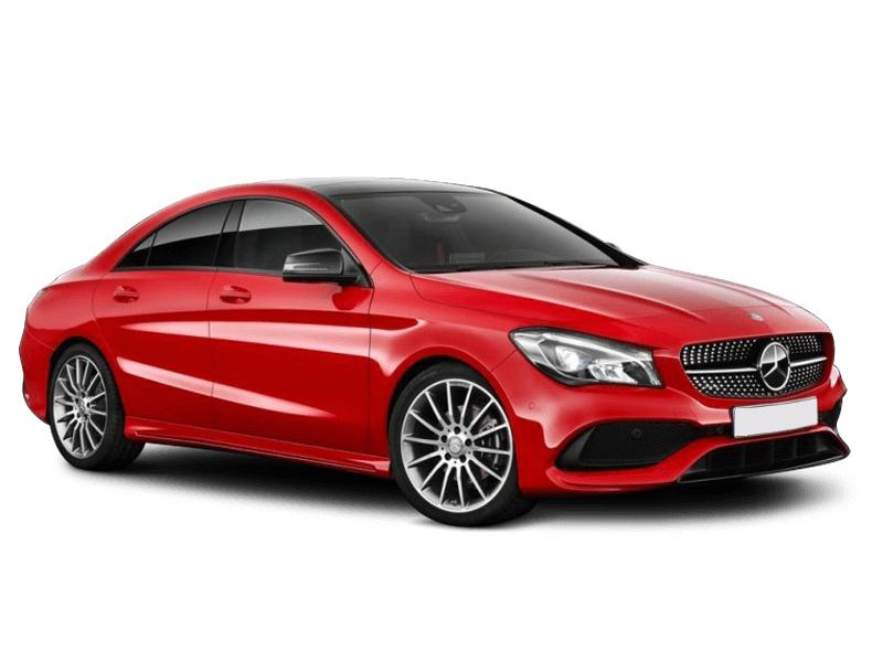Mercedes Benz CLA Class Images
