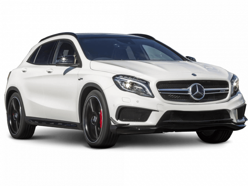 mercedes benz gla class gla45 amg price specifications review cartrade. Black Bedroom Furniture Sets. Home Design Ideas