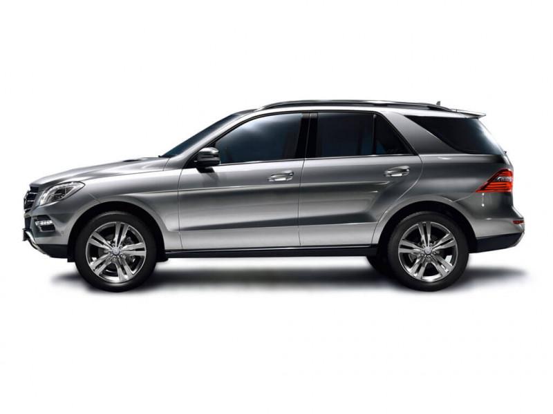 Mercedes benz m class ml 350 cdi blueefficiency 4matic for Mercedes benz ml class 350 cdi price in india