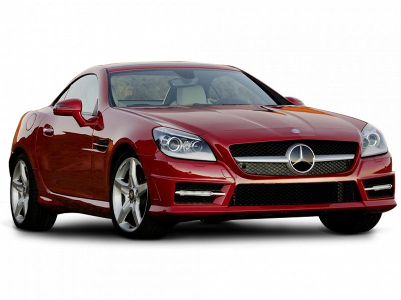 Mercedes Benz SLK Class Images