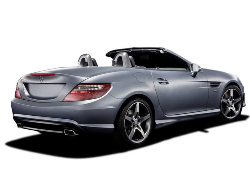 Mercedes benz slk class photos interior exterior car for Mercedes benz big car