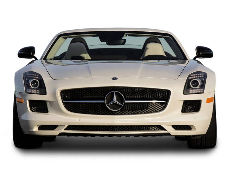 Mercedes benz sls photos interior exterior car images for Mercedes benz big car