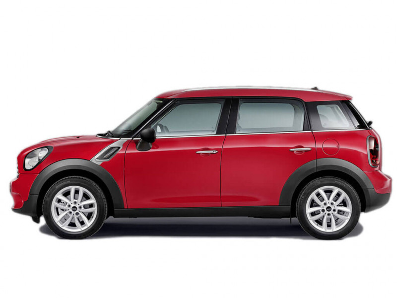mini countryman one price specifications review cartrade. Black Bedroom Furniture Sets. Home Design Ideas