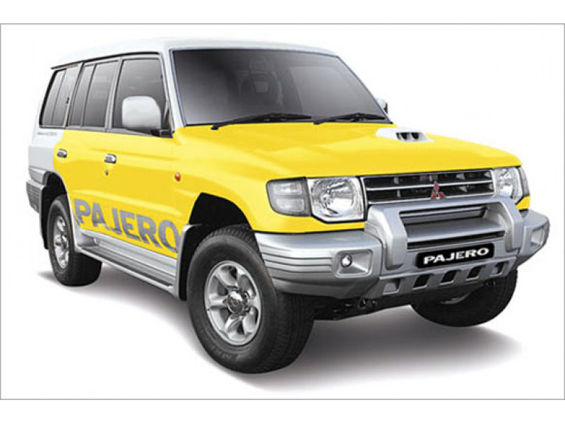Mitsubishi Pajero Sfx Colors In India 7 Pajero Sfx