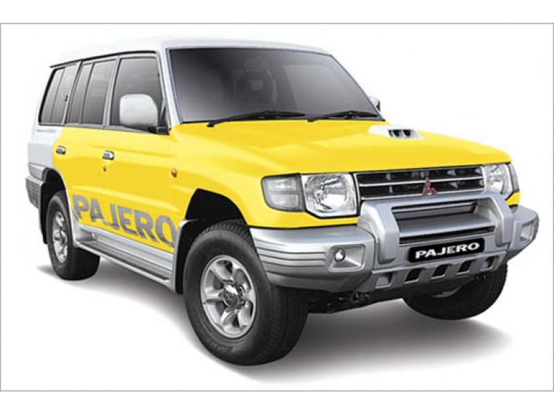 Pajero Used Car