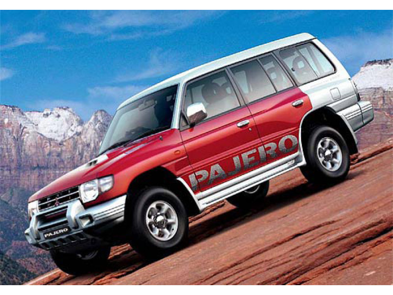 Mitsubishi Pajero SFX Photos, Interior, Exterior Car Images | CarTrade
