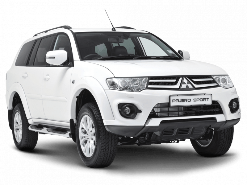 Good Mitsubishi Pajero Sport Images