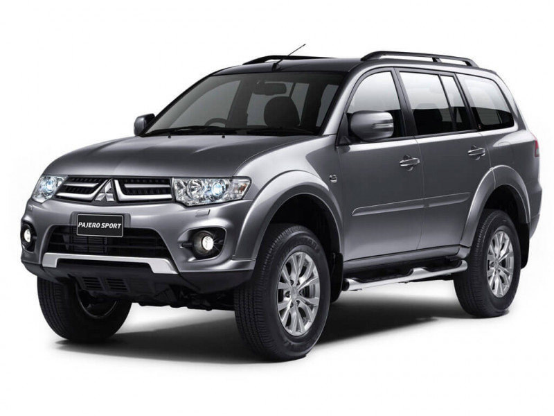 mitsubishi pajero sport 2 5 mt price specifications. Black Bedroom Furniture Sets. Home Design Ideas