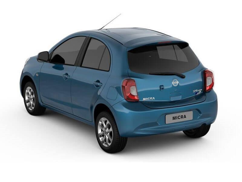 Nissan Micra Image