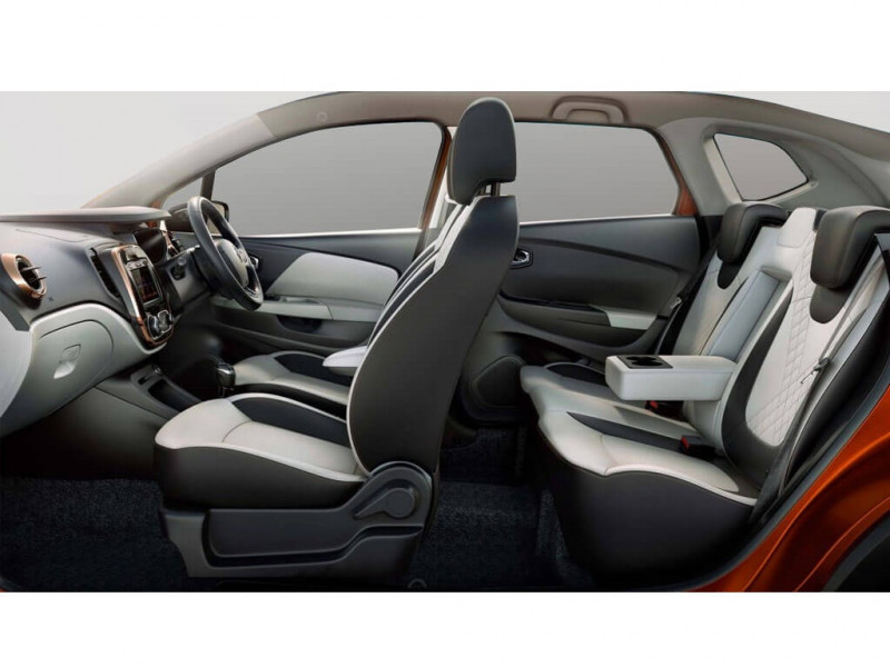 Renault Captur Photos Interior Exterior Car Images