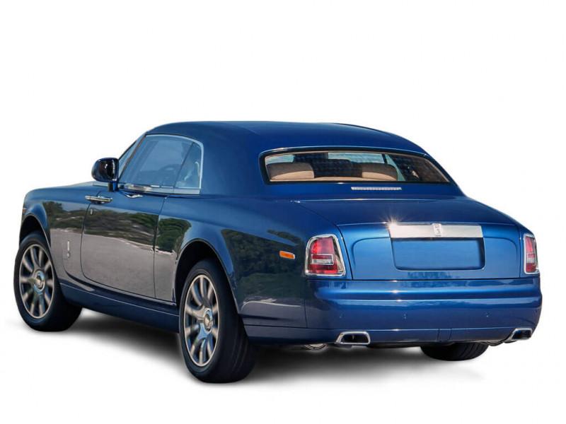 Rolls Royce Phantom Coupe Photos, Interior, Exterior Car ...