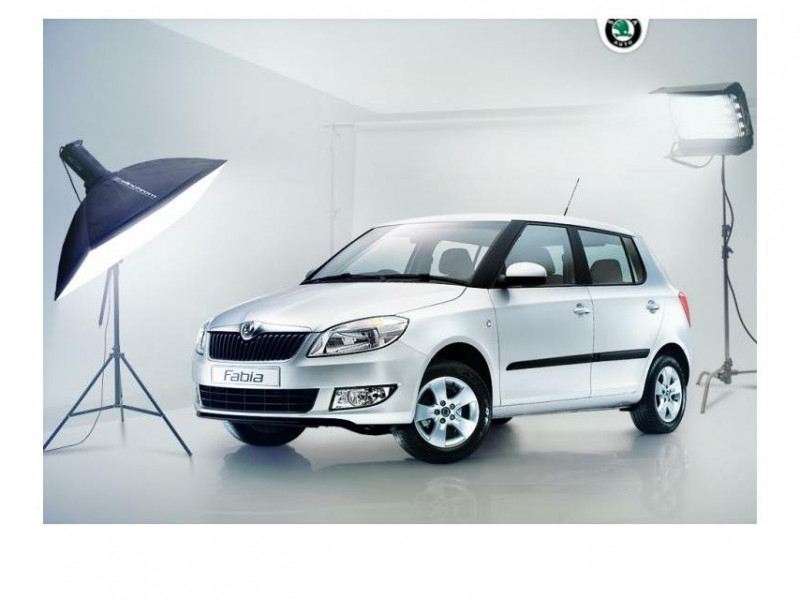 skoda fabia ambition 1 2 tdi price specifications review cartrade. Black Bedroom Furniture Sets. Home Design Ideas