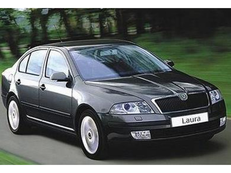 Skoda Laura Old Photos, Interior, Exterior Car Images