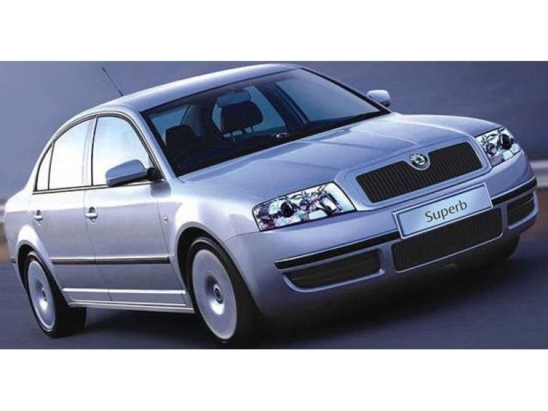 Skoda Superb Old Photos, Interior, Exterior Car Images