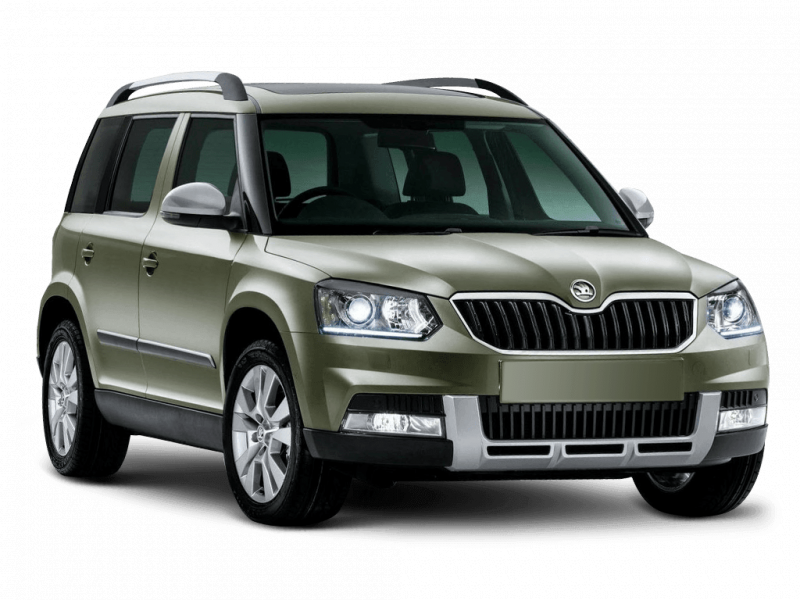 skoda yeti ambition 2 0 tdi cr 4x4 price specifications review cartrade. Black Bedroom Furniture Sets. Home Design Ideas