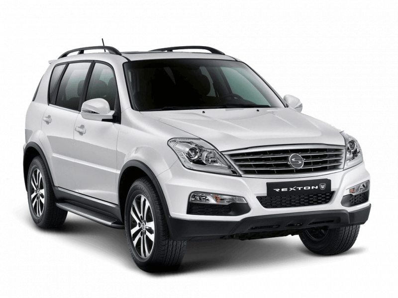 Ssangyong Rexton Price In India Specs Review Pics