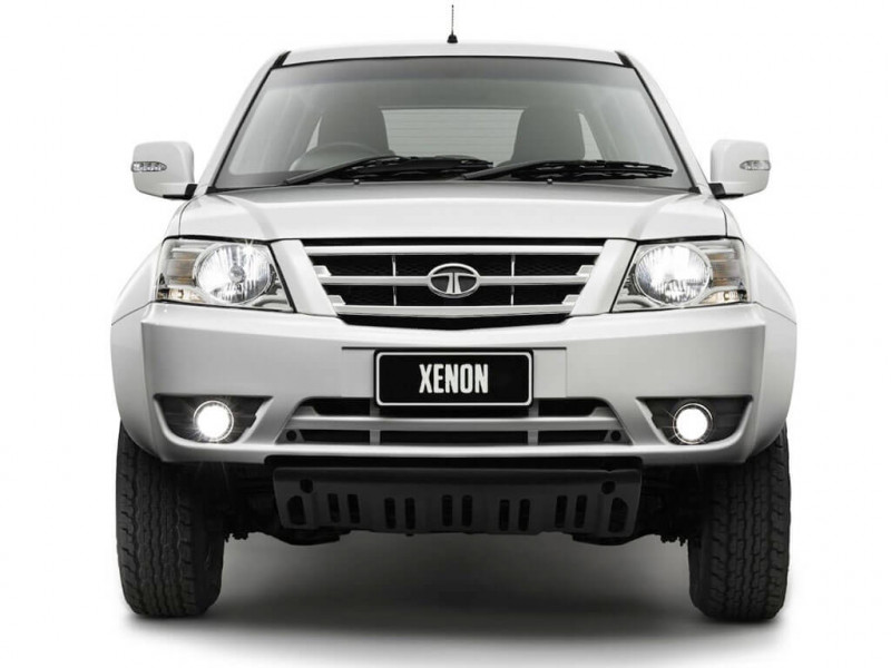 tata xenon xt ex 4x4 price specifications review cartrade
