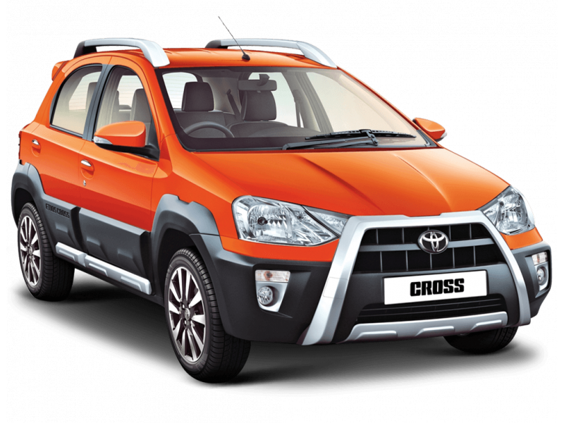 Does Toyota Etios Cross Have An Automatic Transmission