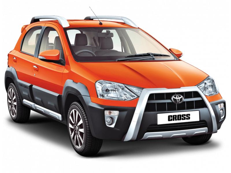 Toyota Etios Cross Image