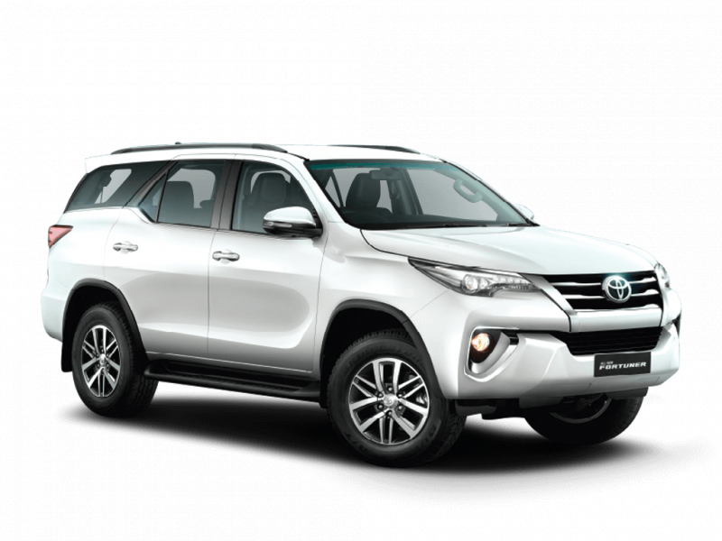 Toyota Fortuner Price in India, Specs, Review, Pics, Mileage | CarTrade