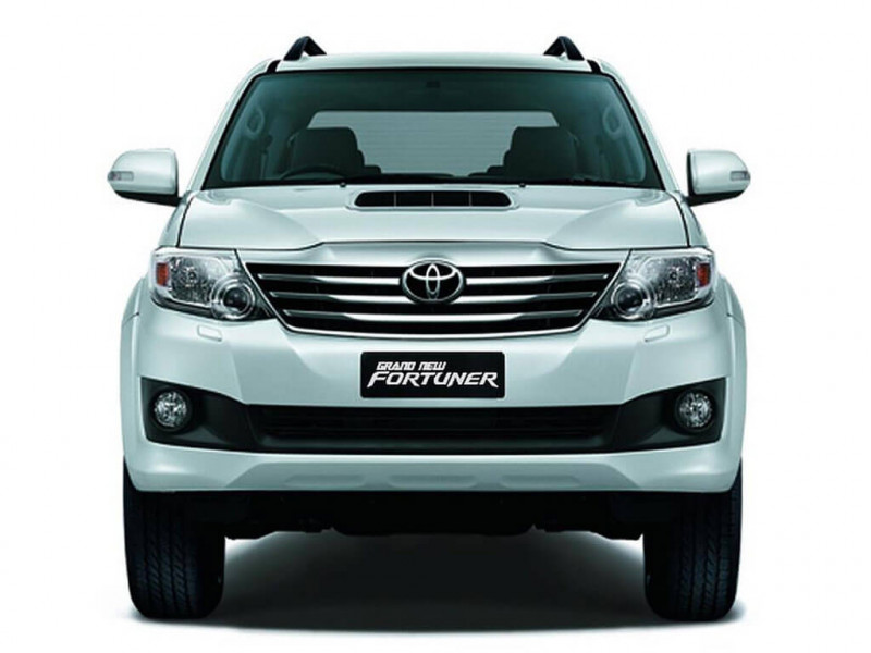 Toyota Fortuner 2014 2015 Photos Interior Exterior Car