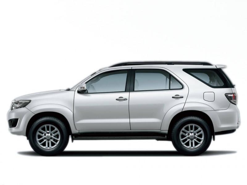 Toyota Fortuner(2014-2015) Photos, Interior, Exterior Car
