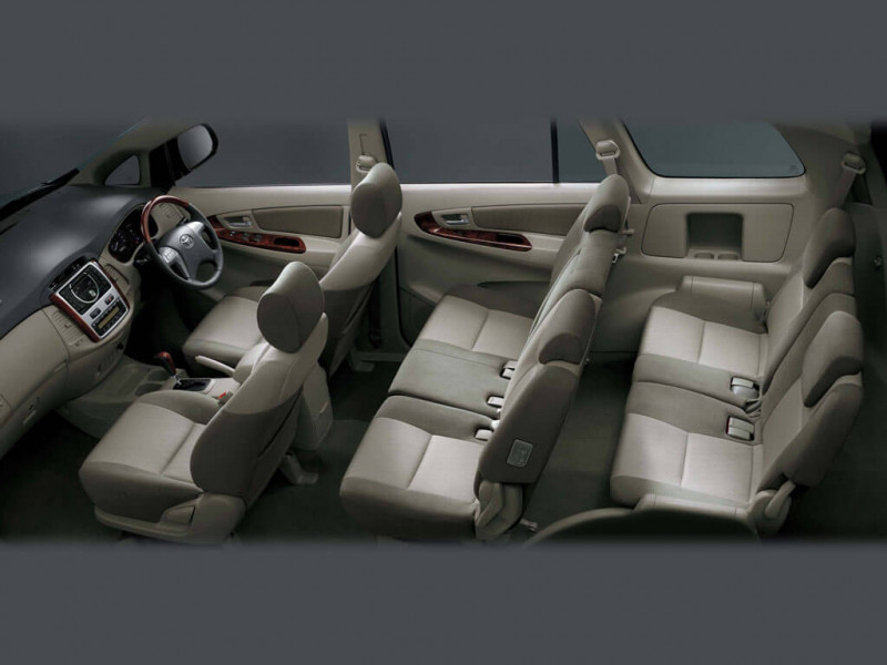 toyota innova photos interior exterior car images cartrade. Black Bedroom Furniture Sets. Home Design Ideas