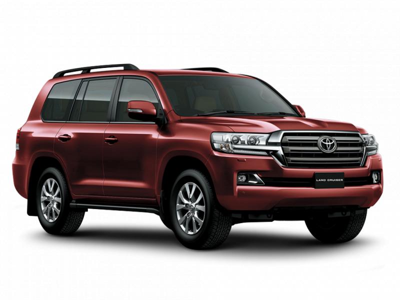Toyota Land Cruiser Price In India Specs Review Pics Mileage