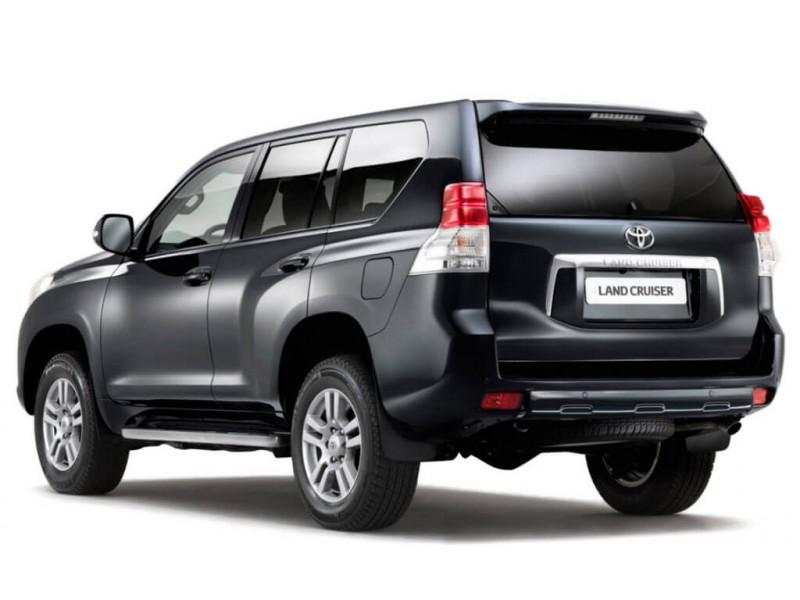 Toyota Land Cruiser Prado Vx L Price Specifications