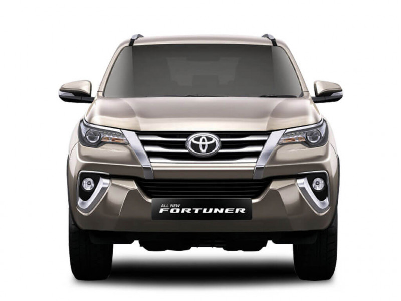 Toyota Fortuner Photos Interior Exterior Car Images