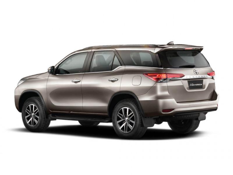 Toyota Fortuner Photos Interior Exterior Car Images