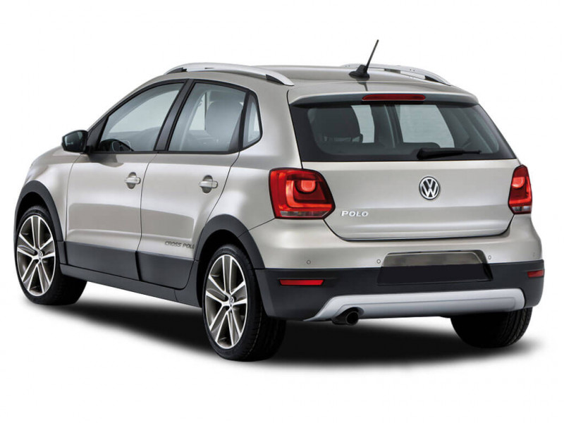 volkswagen cross polo  interior exterior car images cartrade