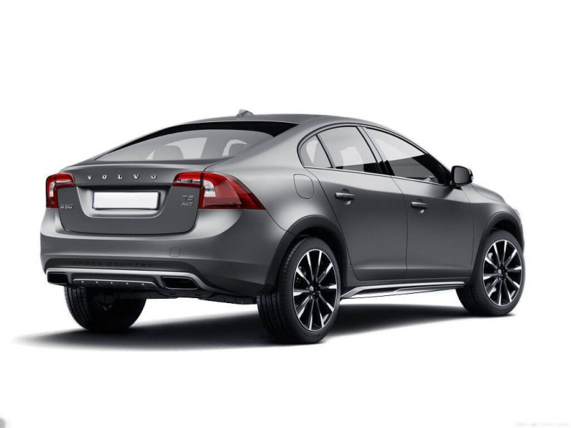 Volvo S60 Cross Country Inscription Price Specifications Review Cartrade