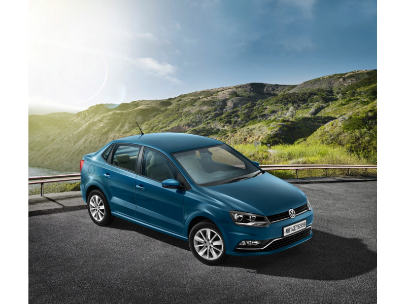 Volkswagen Ameo Unveiled In India Cartrade