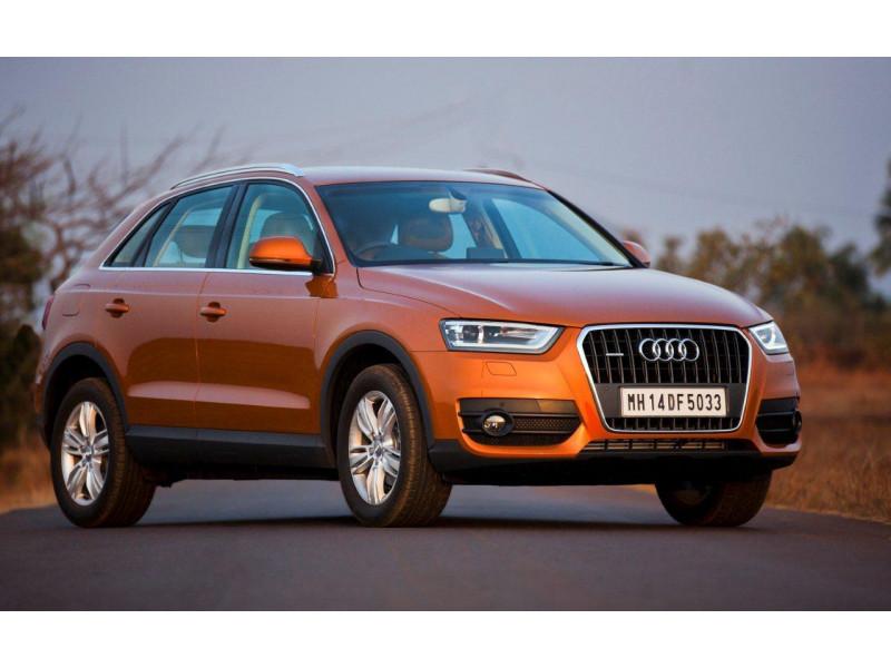 Audi lowest range car in india 14