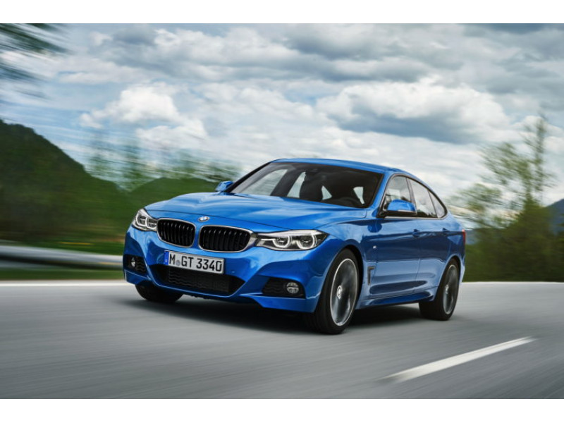 2016 Bmw 3 Series Gran Turismo Launch On October 19 Cartrade