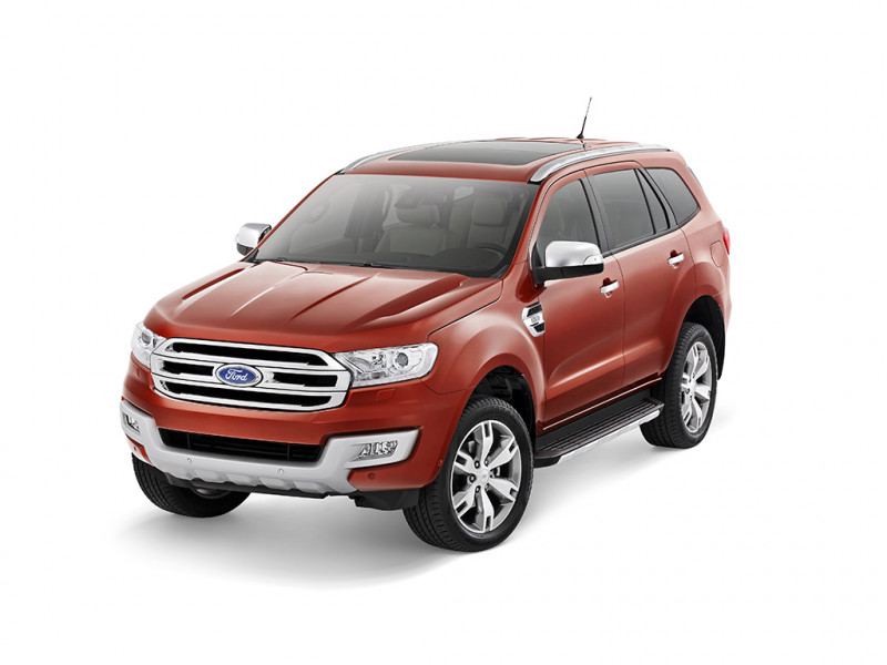 Ford Endeavour Launched For Rs 24 75 Lakhs Cartrade