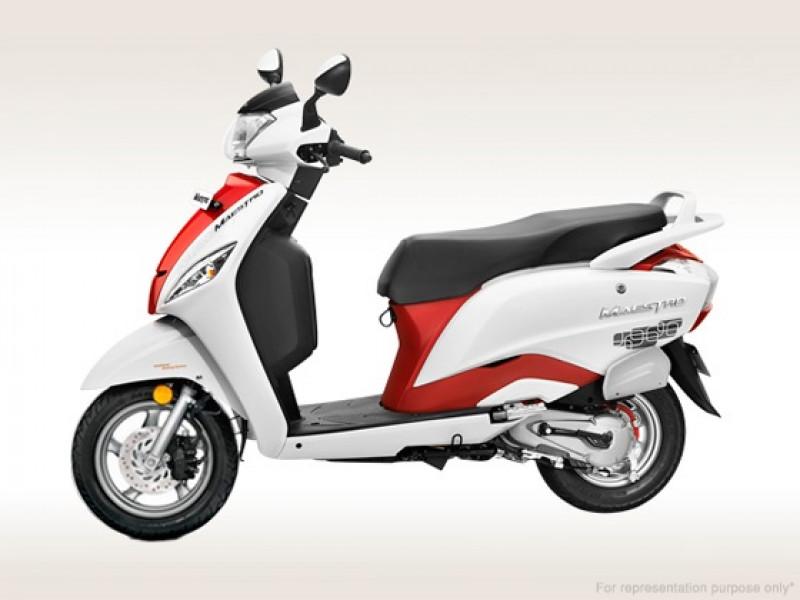 Hero Motocorp Plans On Launching Maestro Edge 125cc