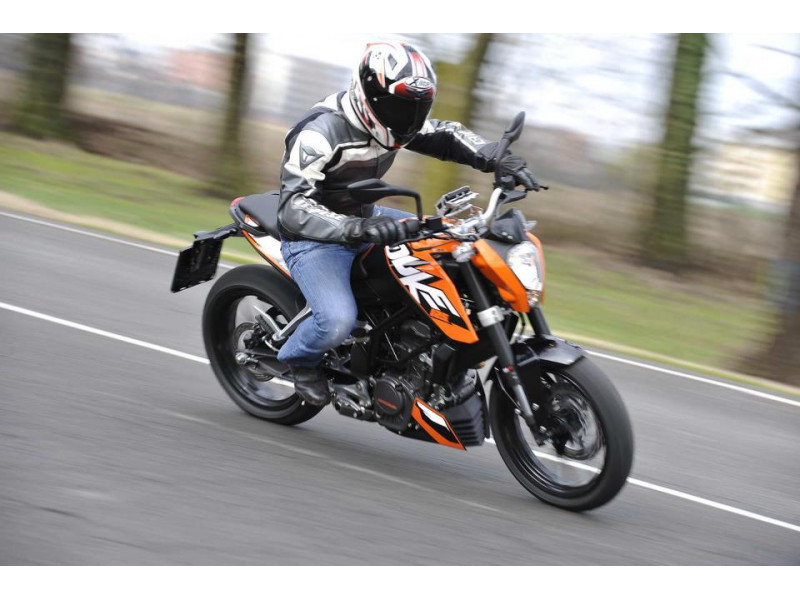 Ktm And Bajaj Auto To Change The Notion Of Sport Bikes In