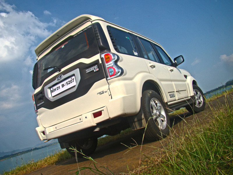 Mahindra Scorpio Images Photos And Picture Gallery 206000