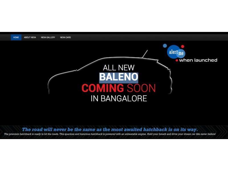 Maruti Baleno Coming Soon Confirms Nexa Dealer Cartrade
