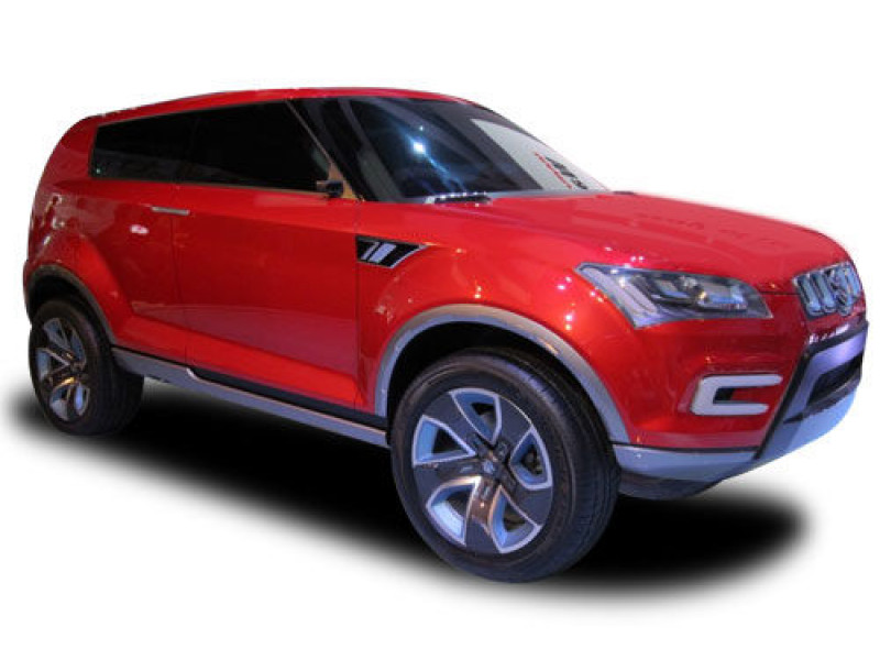 maruti xa alpha based compact suv coming by 2015 end cartrade. Black Bedroom Furniture Sets. Home Design Ideas