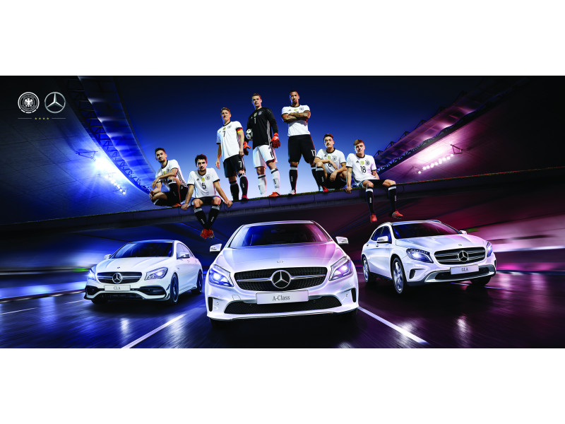 Mercedes Benz Introduces Sports Edition Of The A Class