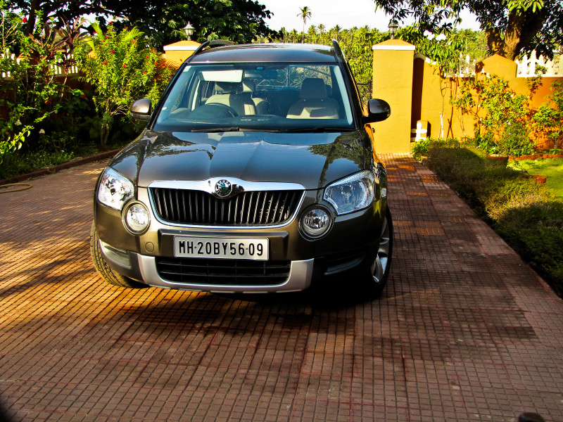Skoda Yeti Expert Review, Yeti Road Test - 116374 | CarTrade