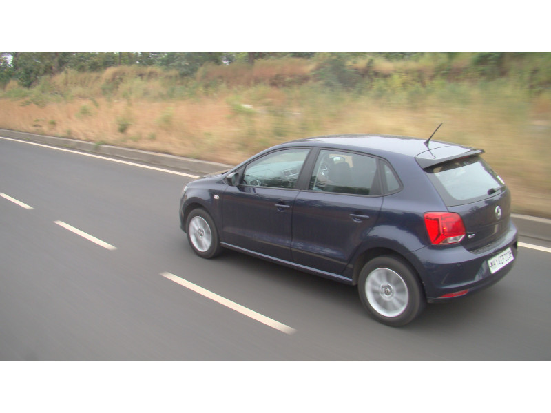 Volkswagen Polo GT TDI Images 5