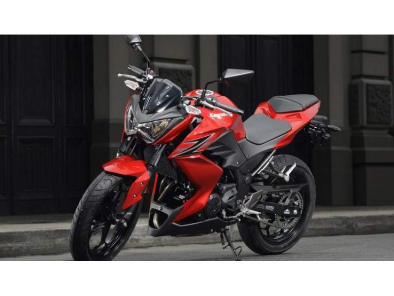 2017 Kawasaki Z250 Launched At Rs 3 09 Lakh Bike News