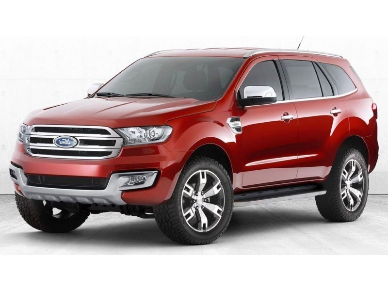 Ford Endeavour Car Price In Chennai
