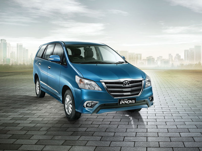 2016 Toyota Innova Fortuner To Get Made In India Diesel Engines Cartrade