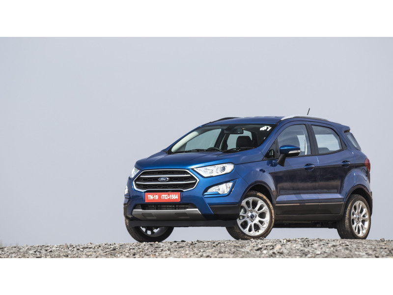 upcoming ford ecosport facelift price launch date specs cartrade. Black Bedroom Furniture Sets. Home Design Ideas